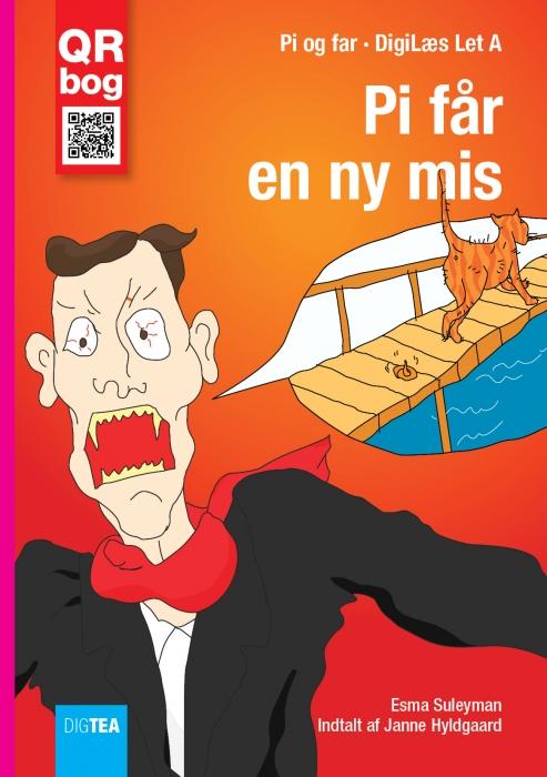 esma suleyman Pi får en ny mis - læs med lyd (e-bog) fra bogreolen.dk
