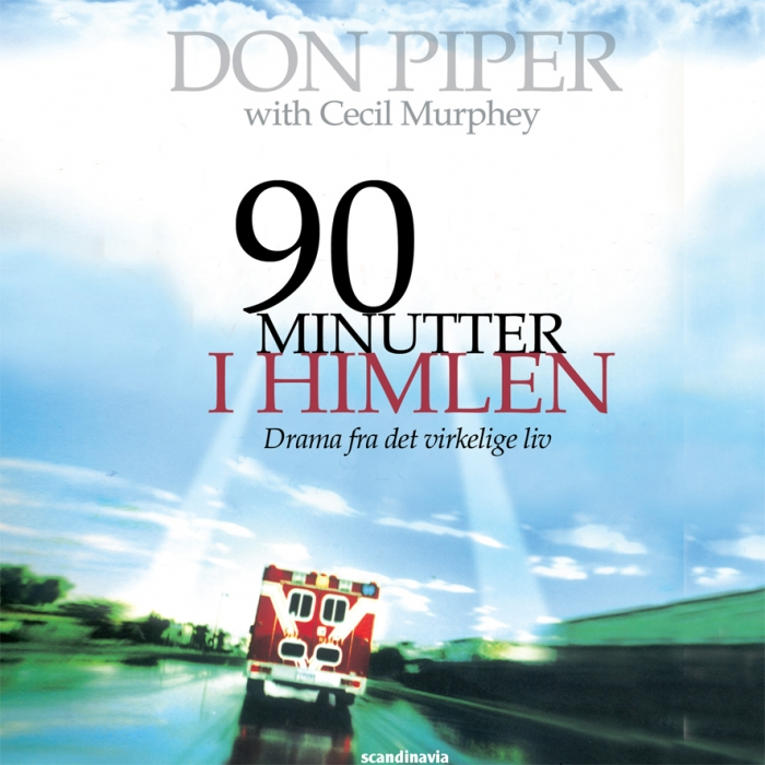 Image of   90 Minutter i Himlen (Lydbog)