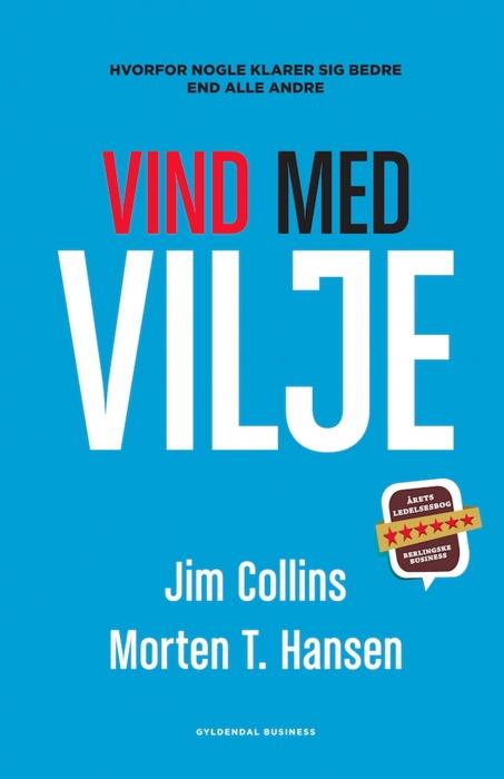 jim collins Vind med vilje (e-bog) fra bogreolen.dk