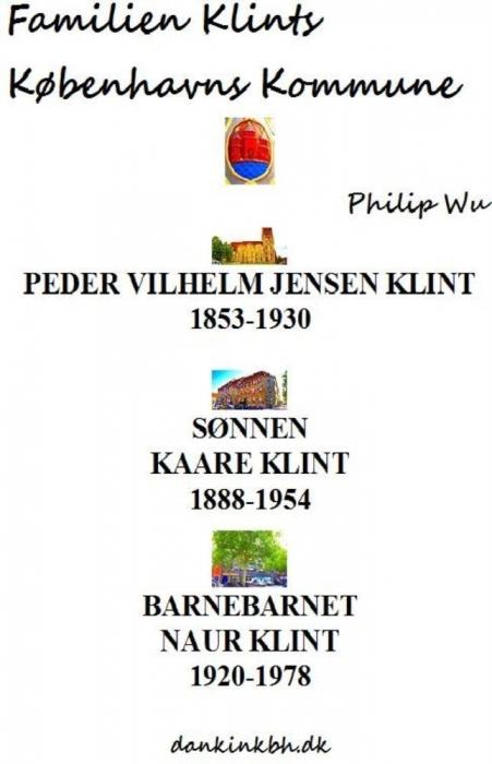philip wu Familien klints københavns kommune (e-bog) på bogreolen.dk