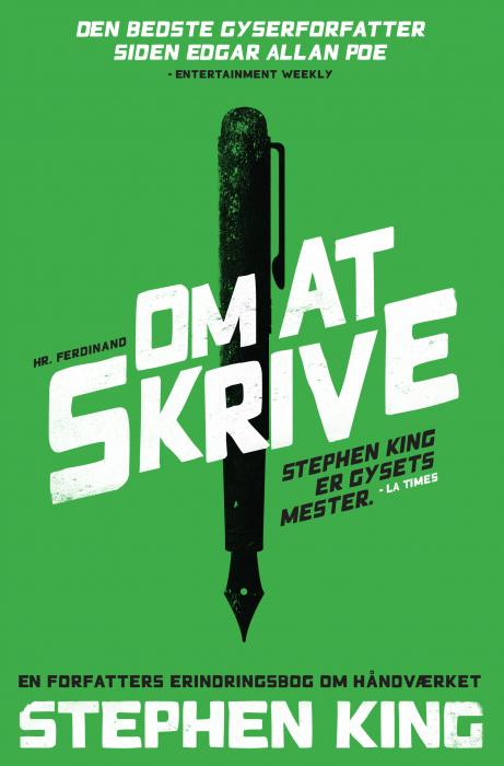 Billede af Stephen King, Om at skrive (E-bog)
