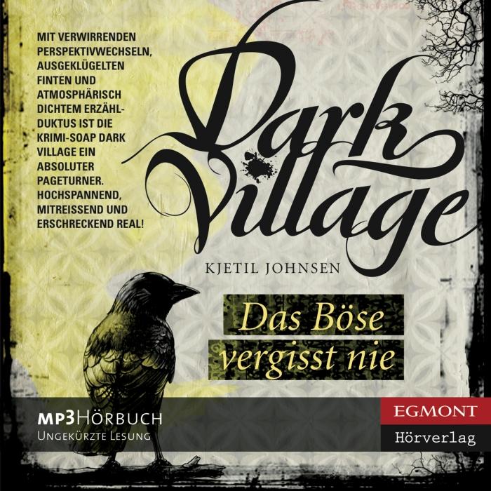 Billede af Kjetil Johnsen, Das Böse vergisst nie - Dark Village 1 (Lydbog)
