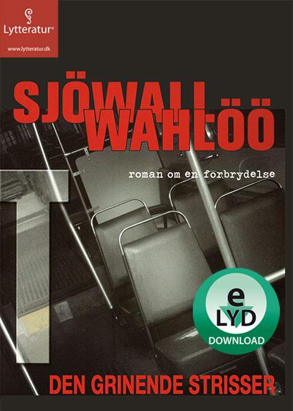 maj sjowall – Den grinende strisser (lydbog) fra bogreolen.dk