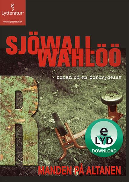 maj sjowall Manden på altanen (lydbog) fra bogreolen.dk