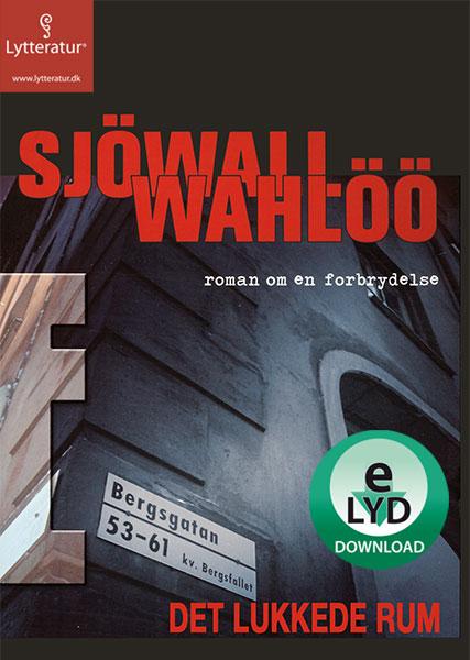 maj sjowall – Det lukkede rum (lydbog) på bogreolen.dk