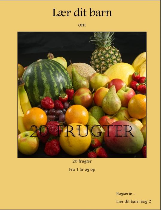 Image of   20 frugter (E-bog)