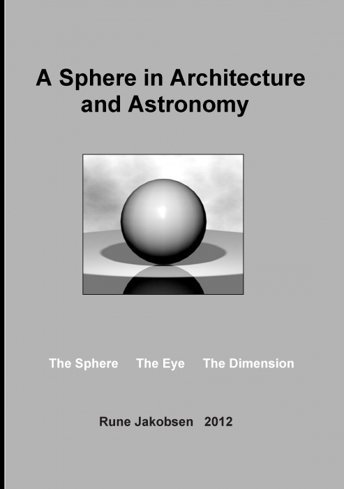 Image of   A Sphere in Architecture and Astronomy (E-bog)