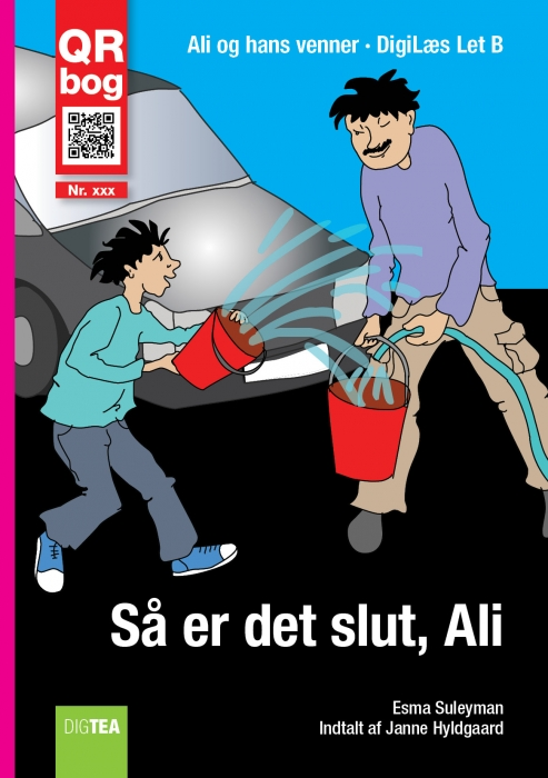 esma suleyman – Så er det slut, ali - læs med lyd (e-bog) fra bogreolen.dk