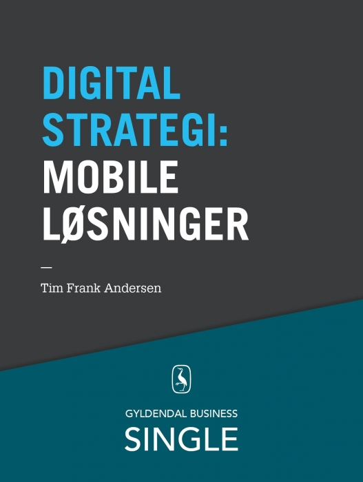 Image of   10 digitale strategier - Mobile løsninger (E-bog)