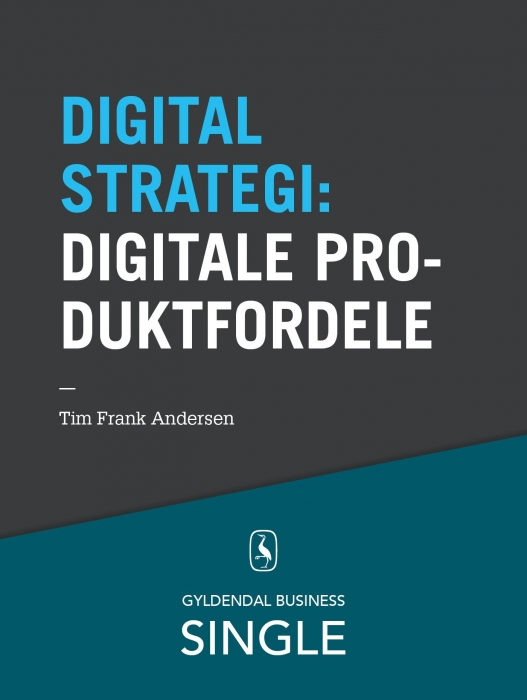 Image of   10 digitale strategier - Digitale produktfordele (E-bog)
