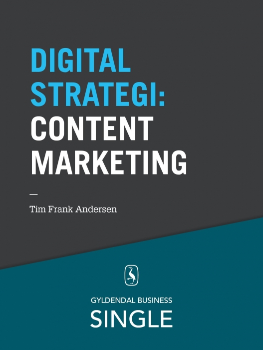 Image of   10 digitale strategier - Content Marketing (E-bog)
