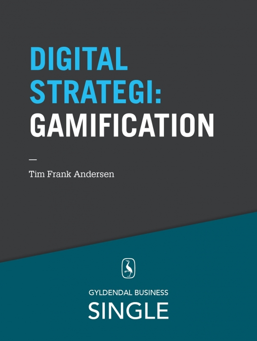 Image of   10 digitale strategier - Gamification (E-bog)