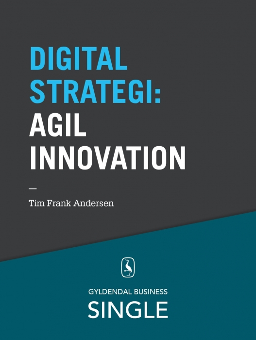 Image of   10 digitale strategier - Agil innovation (E-bog)