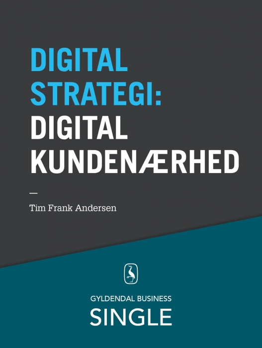 Image of   10 digitale strategier - Digital kundenærhed (E-bog)