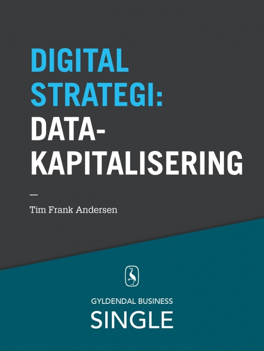 Image of   10 digitale strategier - Datakapitalisering (E-bog)