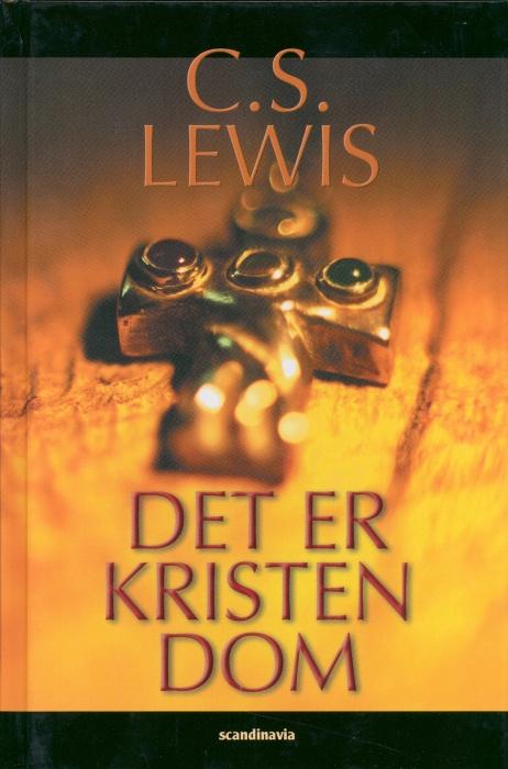 c.s. lewis – Det er kristendom (lydbog) på bogreolen.dk