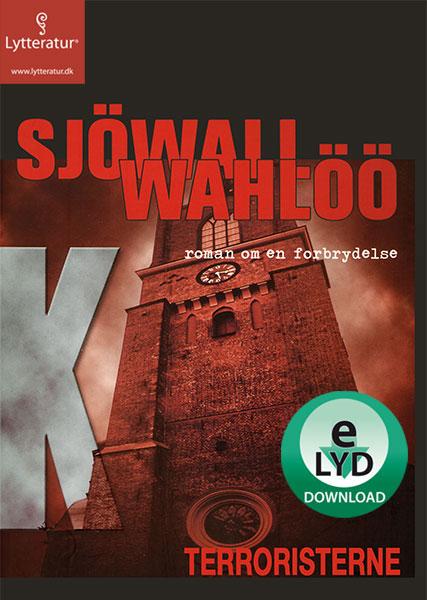 Terroristerne (lydbog) fra maj sjowall fra bogreolen.dk