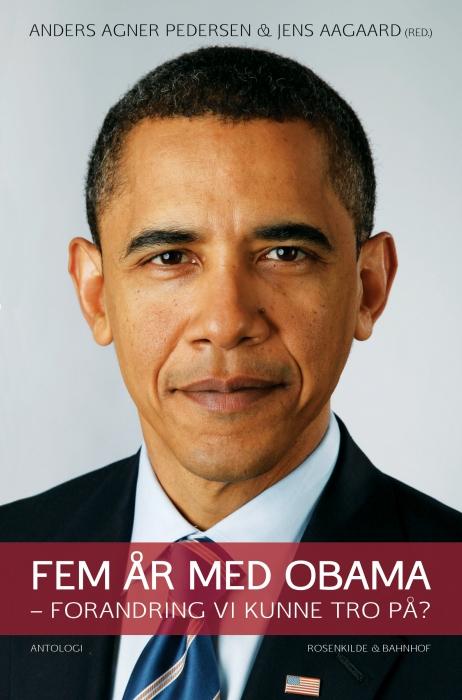 Fem år med Obama (E-bog)