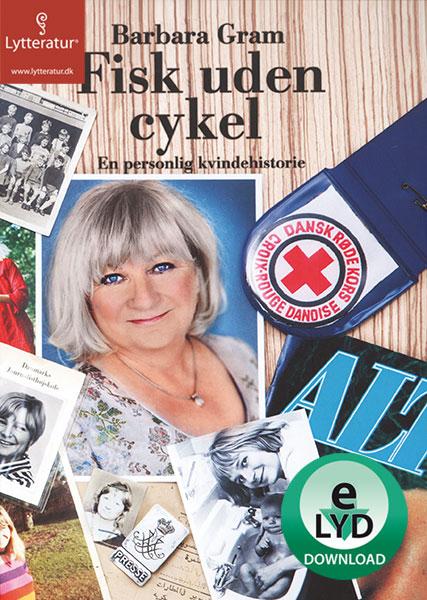 Fisk uden cykel (lydbog) fra barbara gram fra bogreolen.dk