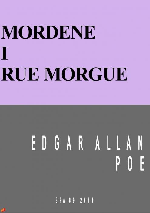 The murders in rue morgue (e-bog) fra edgar allan poe fra bogreolen.dk