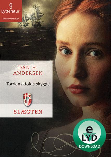 dan h. andersen Tordenskiolds skygge (lydbog) på bogreolen.dk
