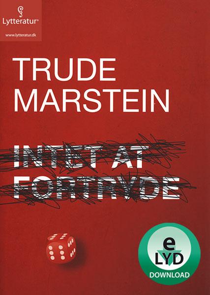 Image of   Intet at fortryde (Lydbog)