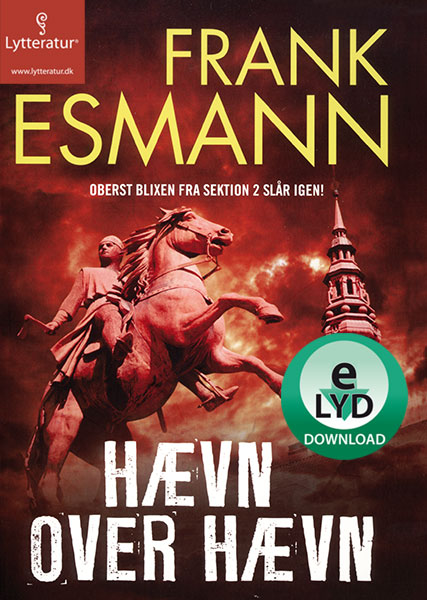 frank esmann Hævn over hævn (lydbog) fra bogreolen.dk