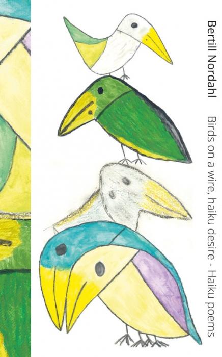 Image of   Birds on a wire, haiku desire (E-bog)