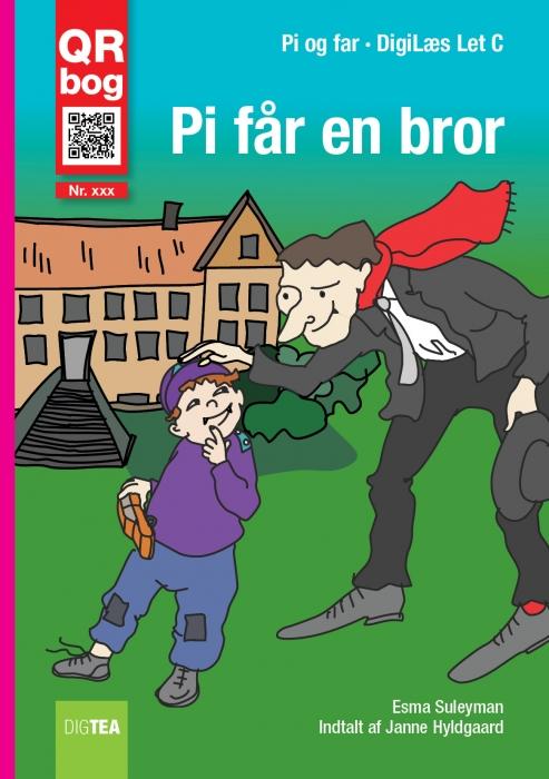 Pi får en bror - læs med lyd (e-bog) fra esma suleyman på bogreolen.dk