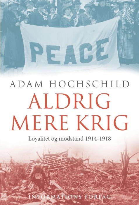 Image of Aldrig mere krig (E-bog)
