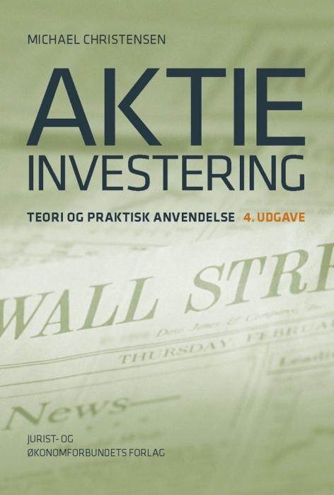 Image of   Aktieinvestering (E-bog)
