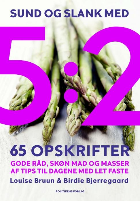 Image of   Sund og slank med 5:2 (E-bog)