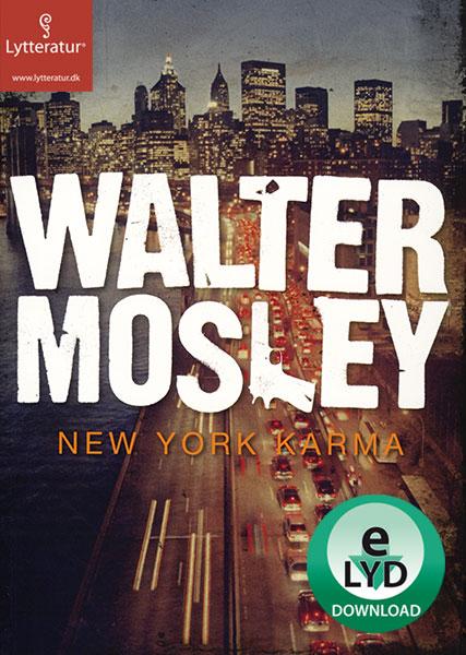 New york karma (lydbog) fra walter mosley fra bogreolen.dk