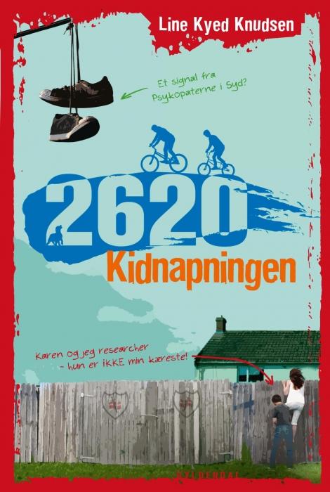 Image of   2620 2 - Kidnapningen (E-bog)