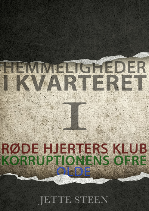 jette steen – Hemmeligheder i kvarteret 1 (e-bog) fra bogreolen.dk