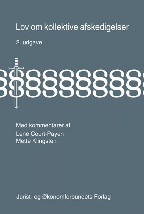 mette klingsten – Lov om kollektive afskedigelser (e-bog) fra bogreolen.dk