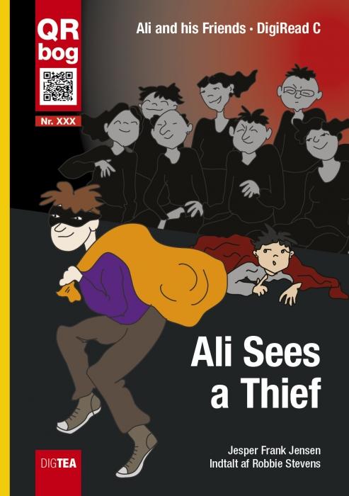 Image of   Ali Sees a Thief (E-bog)