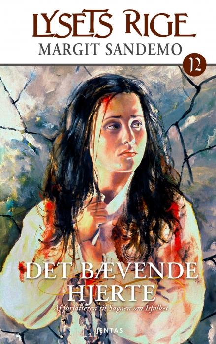 margit sandemo – Lysets rige 12 - det bævende hjerte (e-bog) på bogreolen.dk