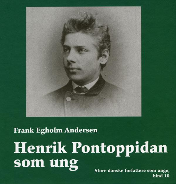 Image of   Henrik Pontoppidan som ung (E-bog)