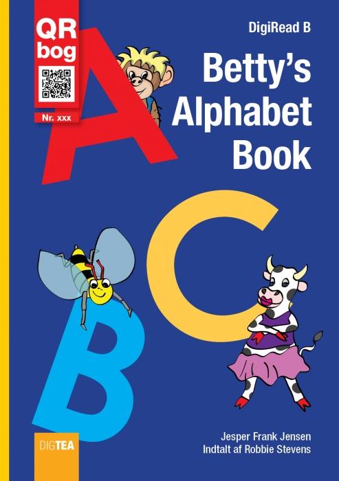 Image of   Betty's Alphabet Book (E-bog)