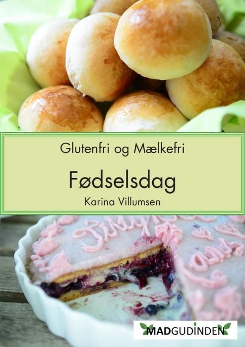 Mælkefri Fødselsdag (E-bog)