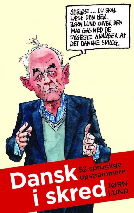 Image of   Dansk i skred (E-bog)