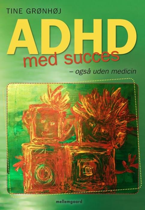 Image of   ADHD med succes - også uden medicin (E-bog)