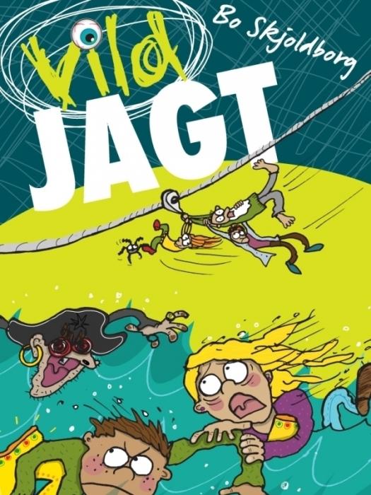 bo skjoldborg Vild jagt (e-bog) fra bogreolen.dk