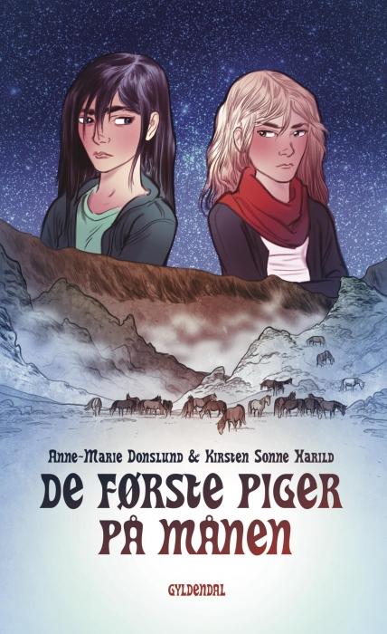 anne-marie donslund De første piger på månen (e-bog) på bogreolen.dk