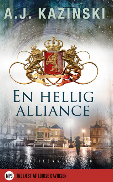 Image of En hellig alliance (Lydbog)