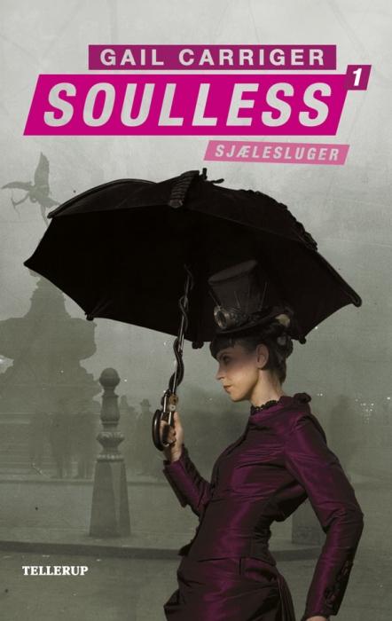 gail carriger Soulless #1: sjælesluger (e-bog) på bogreolen.dk