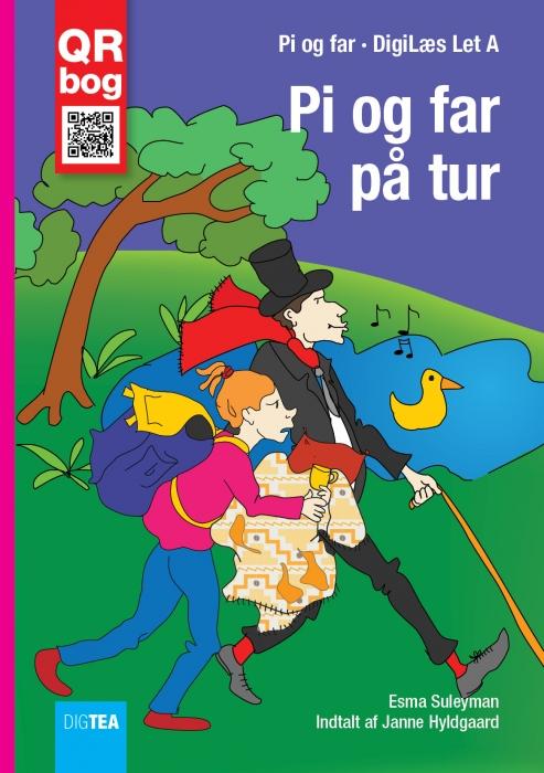 esma suleyman Pi og far på tur - læs med lyd (e-bog) fra bogreolen.dk