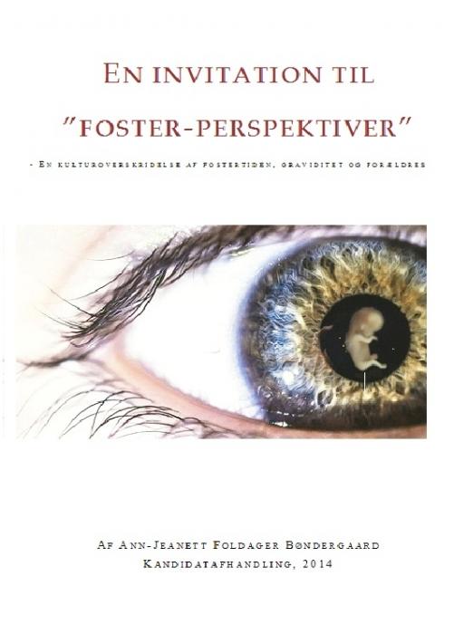 """Image of En invitation til """"foster-perspektiver"""" (E-bog)"""
