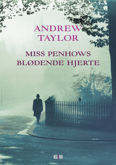 Image of Miss Penhows blødende hjerte (Lydbog)
